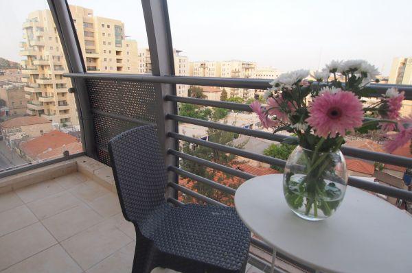 בית מלון פעמונים ב ירושלים