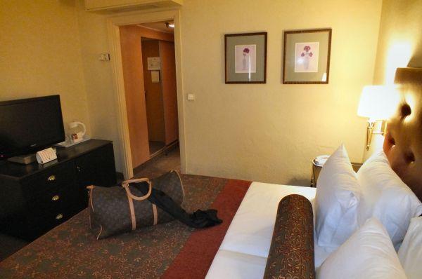 בית מלון פרימה המלכים ירושלים - חדר סטנדרט