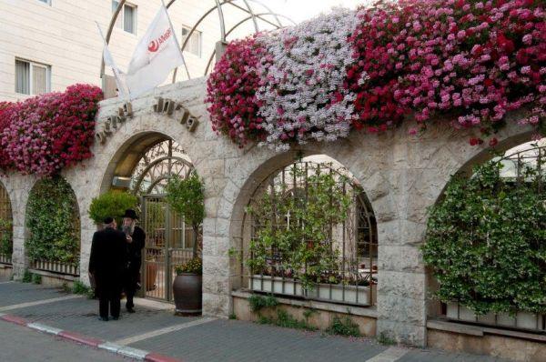 בית מלון פרימה פאלאס ב ירושלים