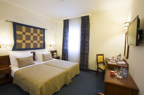 בית מלון ירושלים פרימה פאלאס - חדר סטנדרט