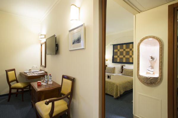 בית מלון פרימה פאלאס ב ירושלים - חדר סטנדרט