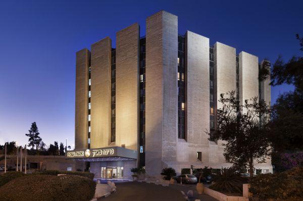 בית מלון פרימה פארק ב ירושלים