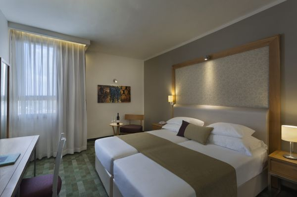 בית מלון פרימה פארק ב ירושלים - חדר דלקס