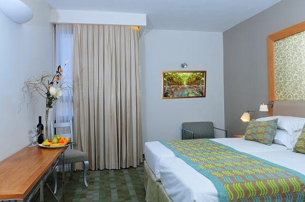 בית מלון פרימה פארק ירושלים - חדר דלקס