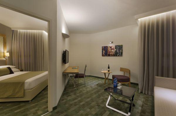 בית מלון פרימה פארק ב ירושלים - מיני סוויטה