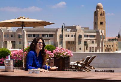 гостиница в  Иерусалим и Иудея Prima Royale