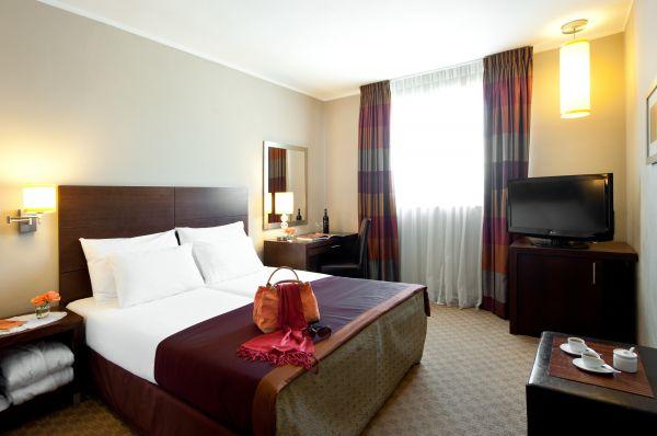 בית מלון פרימה רויאל ב ירושלים - חדר דלאקס