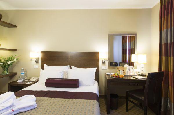 בית מלון פרימה רויאל ירושלים - חדר דלאקס