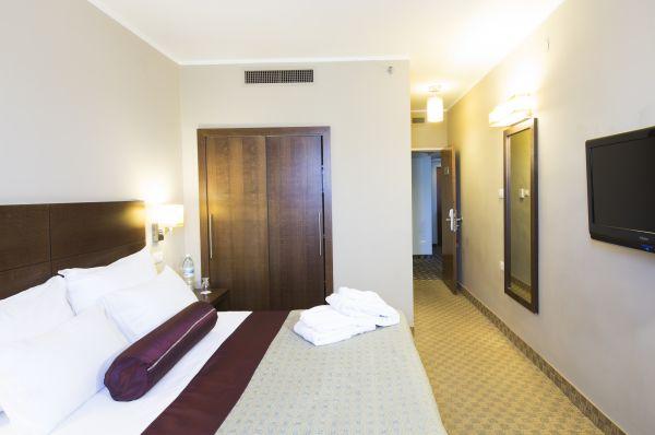 בית מלון ירושלים פרימה רויאל - חדר דלאקס