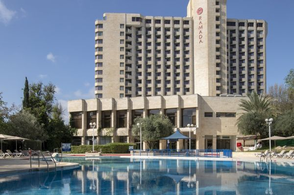 בית מלון ירושלים רמדה