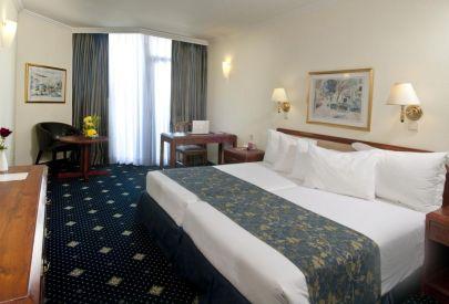 בית מלון רמדה בירושלים - חדר דה לוקס