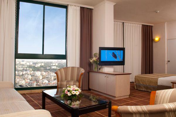 בית מלון רימונים שלום בירושלים - חדר משפחה