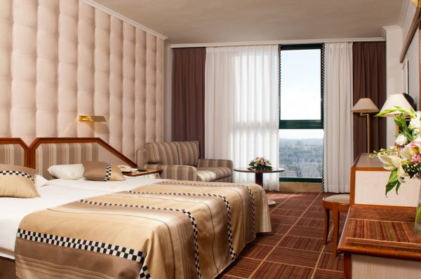בית מלון רימונים שלום ירושלים - חדר סטנדרט