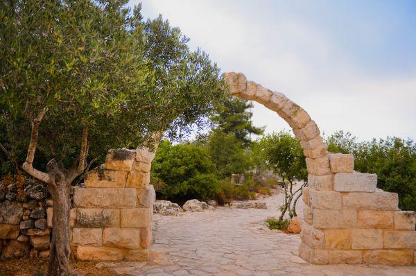 деревенский отдых  Яд а-Шмона Иерусалим и Иудея