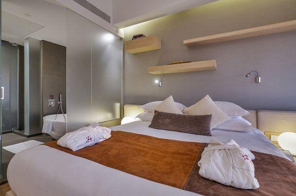 מלון ספא ישרוטל כרמים - סויטה כרמים