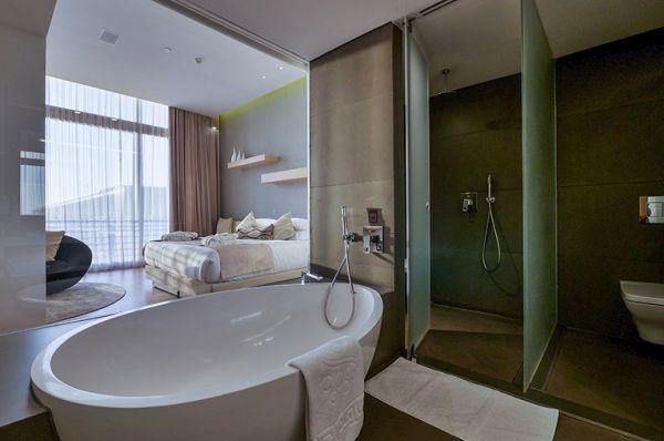 מלון ספא ישרוטל כרמים - כרמים דלקס