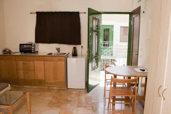 בית מלון ירושלים חצר השוק - דירות סטודיו סופריור - סטודיו קמרון
