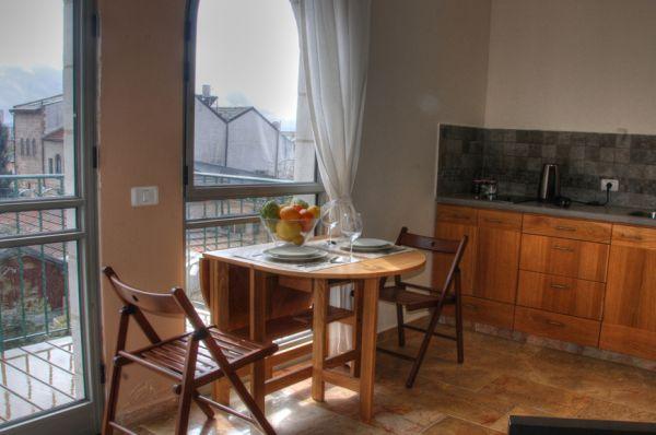 Иерусалим и Иудея Маркет Кортъярд - Квартира со спальней и гостиной