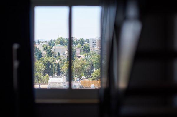 בית מלון פוסט בירושלים