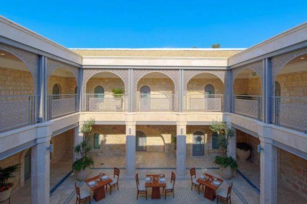 בית מלון הבית הספרדי  ירושלים