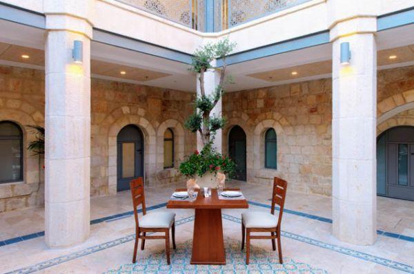 בית מלון הבית הספרדי  ב ירושלים