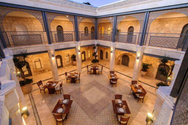 הבית הספרדי  ירושלים