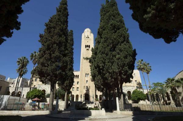 ירושלים שלוש הקשתות ימקא