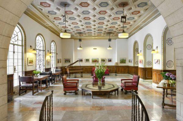 בית מלון ירושלים שלוש הקשתות ימקא