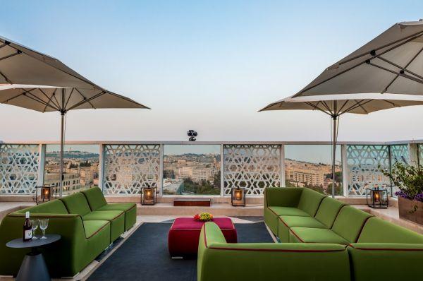 בית מלון ירושלים טריפ בת שבע