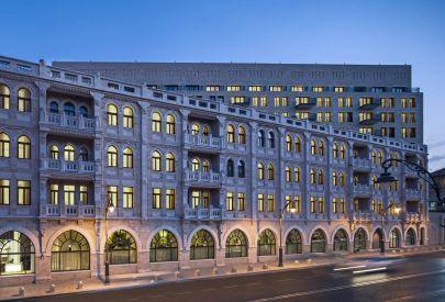 отель Waldorf Astoria Иерусалим и Иудея