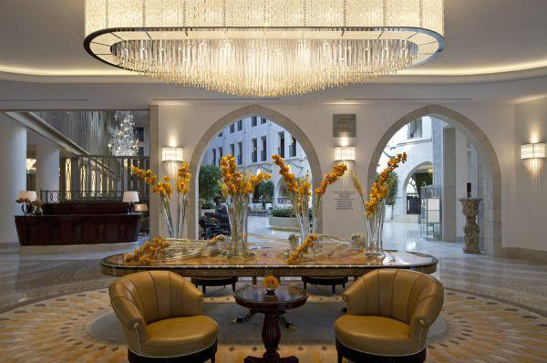 отель в  Иерусалим и Иудея Вальдорф Астория