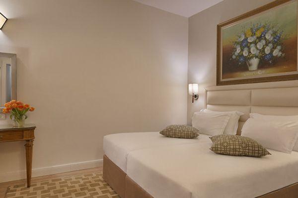 בית מלון יערים בירושלים - חדר דה-לוקס