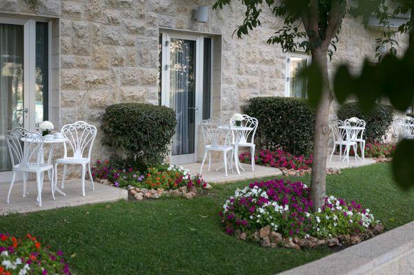 בית מלון יהודה ירושלים