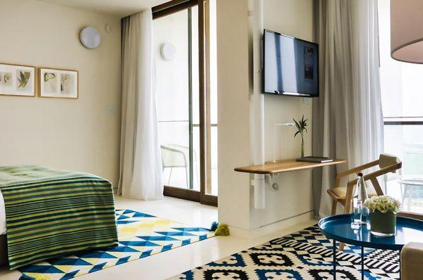 נתניה ומישור החוף אלמא מלון בוטיק - חדר קלאסיק