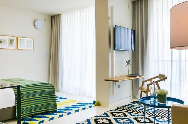 מלון בוטיק אלמא בנתניה ומישור החוף - חדר קלאסיק