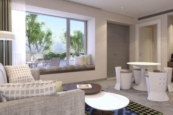 מלון בוטיק אלמא בנתניה ומישור החוף - דלקס
