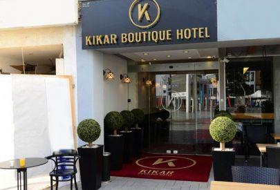 мини отель Kikar Нетания и побережье