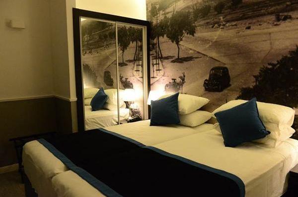 бутик отель  Кикар Нетания и побережье