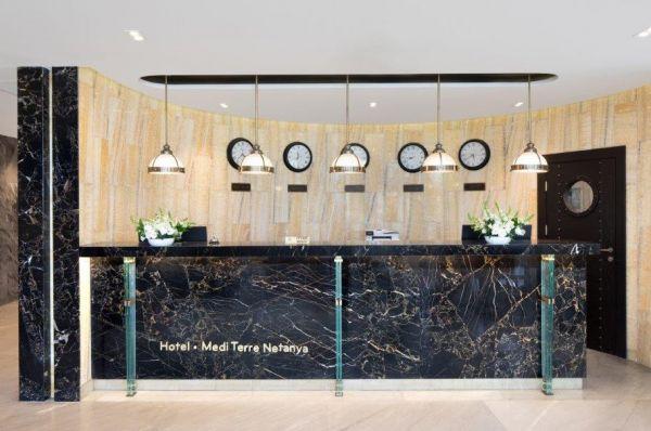 נתניה ומישור החוף מדיטרה מלון בוטיק