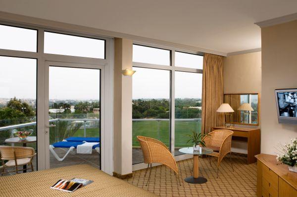 гостиница Дан Нетания и побережье