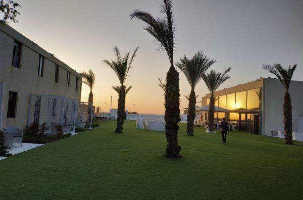 בית מלון אל ים בנתניה ומישור החוף