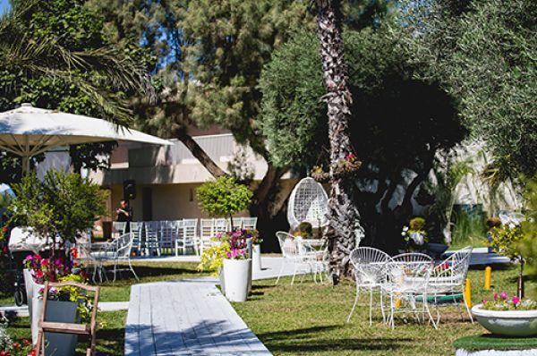 בית מלון אל ים ב נתניה ומישור החוף