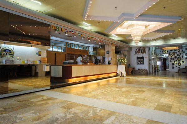 отель Галиль