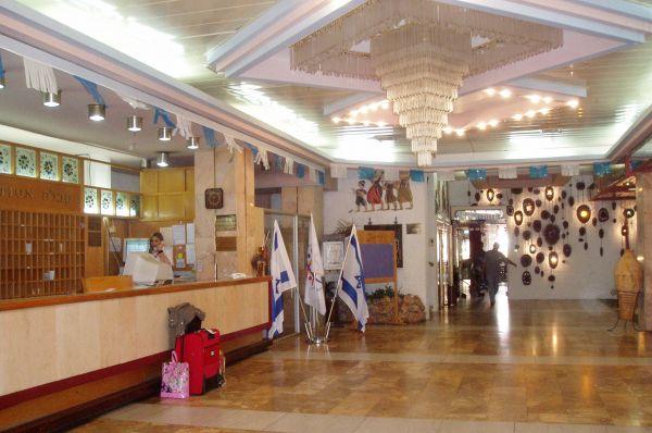 гостиница Галиль Нетания и побережье