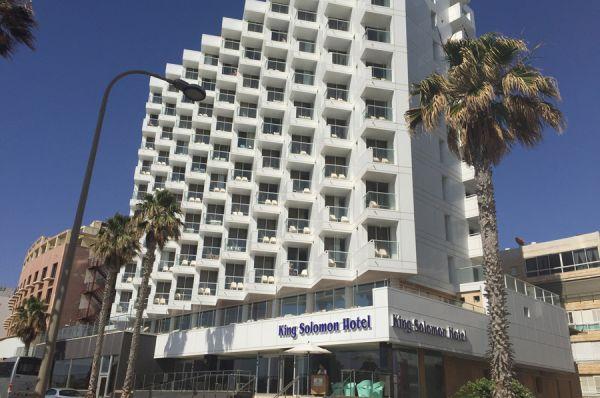 בית מלון שלמה המלך נתניה ומישור החוף