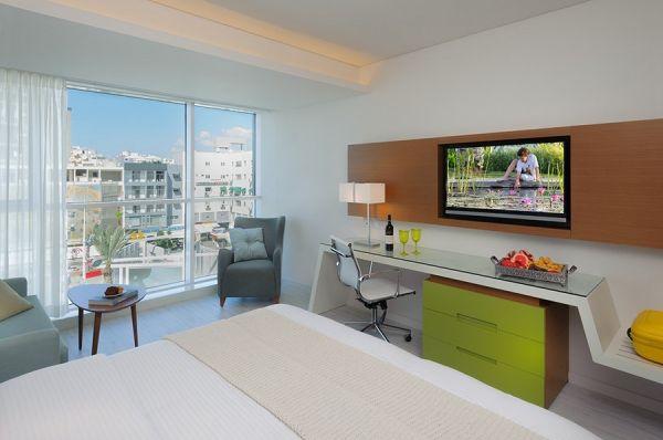 בית מלון נתניה ומישור החוף לאונרדו פלאזה - דלקס