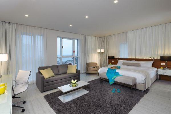 בית מלון לאונרדו פלאזה ב נתניה ומישור החוף - סוויטה גוניור