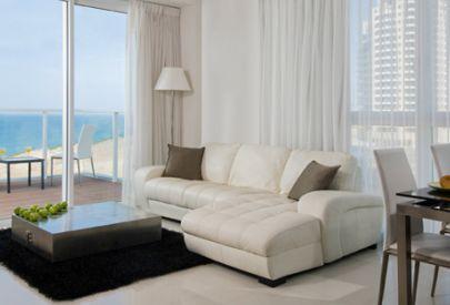 מלון יוקרה איילנד סוויטות בנתניה ומישור החוף