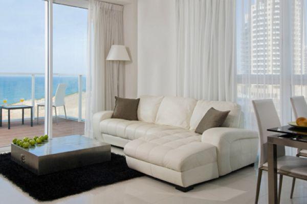 בית מלון איילנד סוויטות 5 כוכבים בנתניה ומישור החוף