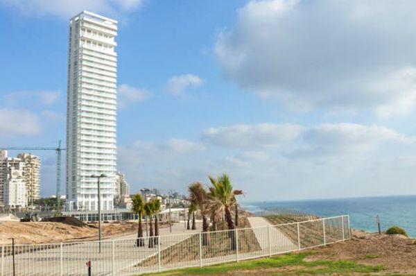 מלון יוקרתי איילנד סוויטות נתניה ומישור החוף